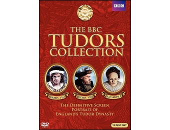 $123 off BBC Tudors Collection on DVD