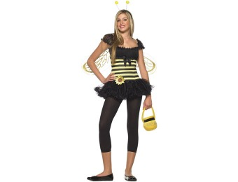 93% off Sunflower Bee Teen Costume