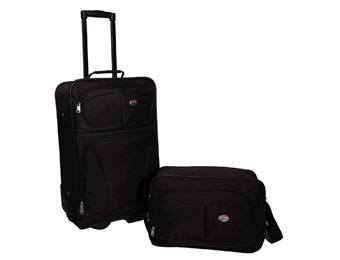 70% off American Tourister 2pc Luggage Set, 4 Colors
