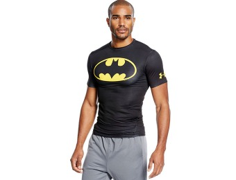 78% off Under Armour Alter Ego Batman Compression T-Shirt 2XL