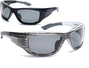 40% off Native Eyewear Grind Polarized Sunglasses, 2 Styles