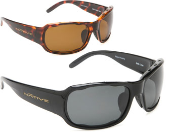 40% off Native Eyewear Solo Polarized Sunglasses, 2 Styles