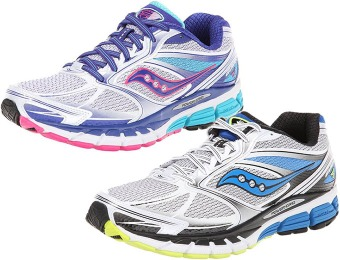 50% off Saucony Running Shoes for Women and Men, 8 styles from $48