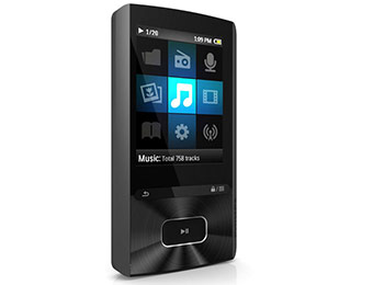 $30 off Philips 16GB Gogear Ariaz MP3/MP4 Player