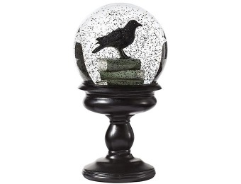 77% off Martha Stewart Living Crow Snowglobe