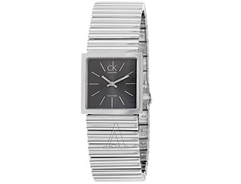 77% off Calvin Klein Women's Swiss Watch w/ code AFFSPOTLIGHT70