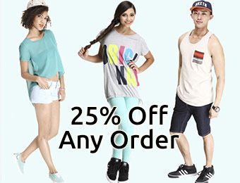 25% off any order w/ Dr Jays promo code: 25GETIT
