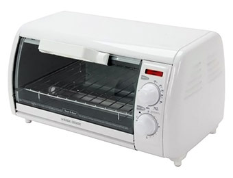 68% off Black & Decker Classic Toaster Oven w/ EMCXRTX226