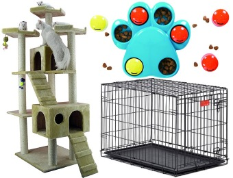 Up to 67% off Pet Products, 22 items from $3.74