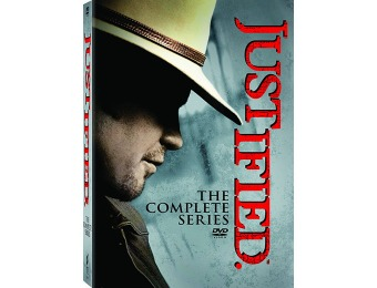67% off Justified: The Complete Series (DVD)