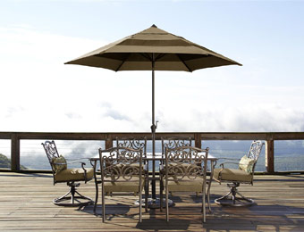 $770 off Grand Resort Marais 7pc Patio Furinture Set