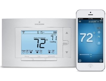 $66 off Sensi Wi-Fi Smart Home Programmable Thermostat