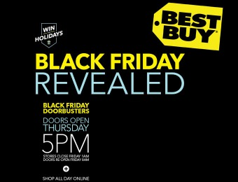 Best Buy Black Friday DoorBuster Deals - Review the Ad Now