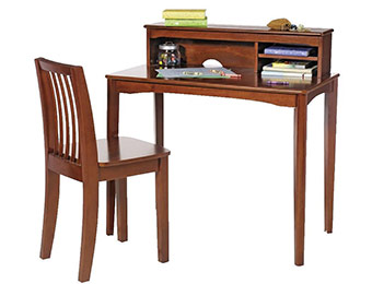 73% off Solutions by Kids R Us Desk & Chair (Cherry)