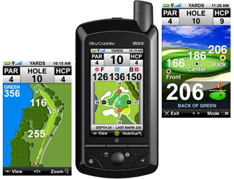 $200 off SkyCaddie SGX Golf GPS