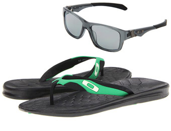 Up to 73% off Oakley Sunglasses, Apparel & Accessories