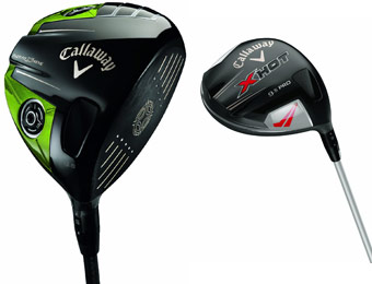 Up to $195 off Callaway Drivers, Several Styles