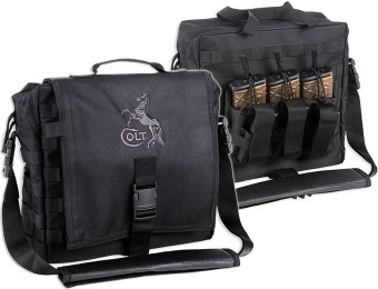 62% off Bulldog Tactical Notebook Case with Tri-Double Mag Pouch