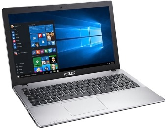 $100 off Asus X550ZA-WH11 15.6 Laptop (AMD A10, 8GB, 1TB)