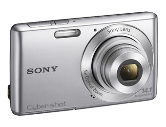 42% off Sony Cyber-shot DSCW620 14.1 MP Digital Camera