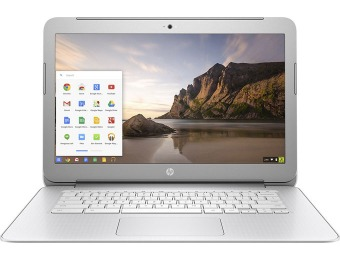 "$159 off HP 14"" Chromebook 14-ak013dx with 16GB eMMC Flash Memory"