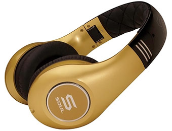 51% off SOUL by Ludacris Hi-Def Noise Canceling Headphones