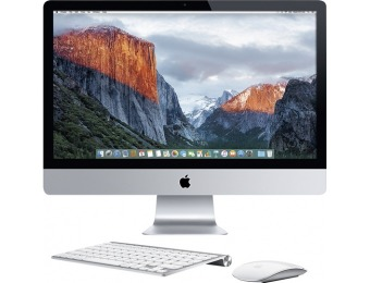 "$216 off Apple ME088LL/A 27"" iMac All-in-One Desktop Computer"