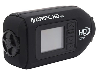 $100 off Drift Action Camera HD Flash Memory Camcorder HD720