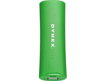 50% off Dynex DX-2604 Portable Charger - Green