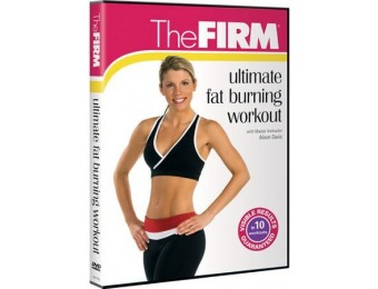 93% off The Firm: Ultimate Fat Burning Workout DVD