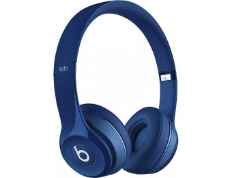 55% off Beats by Dr. Dre Solo 2 On-Ear Headphones - Blue