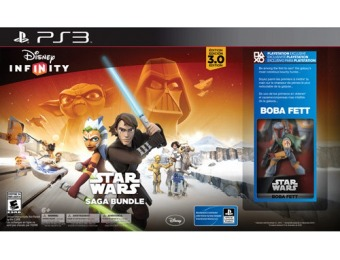 $40 off Disney Infinity: 3.0 Edition Starter Pack - Star Wars Bundle PS3