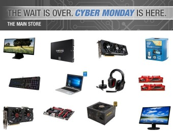 Newegg Cyber Monday Deals - 3102 products on sale!