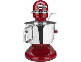 $180 off KitchenAid KSM6573CER 6Qt Professional 6000 Stand Mixer