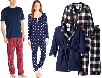 65-75% off Pajamas & Robes for Women, Men, and Kids, 278 items