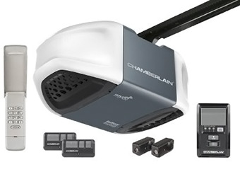 $85 off Chamberlain WD962KEV Whisper Drive Garage Door Opener