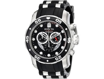 90% off Invicta 6977 Pro Diver Chronograph Swiss Men's Watch