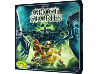 50% off Ghost Stories Board Games