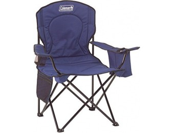 61% off Coleman Oversized Quad Chair with Cooler