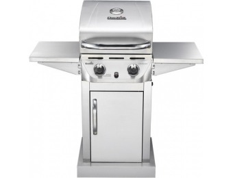 43% off Char-Broil Stainless 20000-Btu Propane Gas Grill