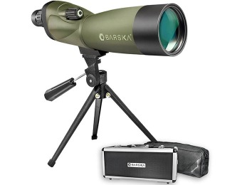 $181 off Barska Blackhawk 20-60x60 Waterproof Spotting Scope