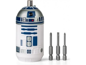 60% off Star Wars R2-D2 Screwdriver