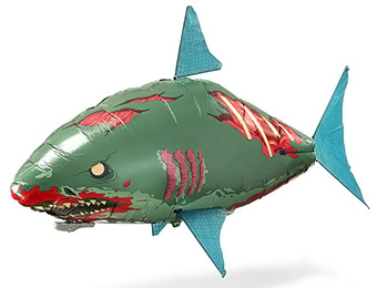 75% off Zombie Shark Air Swimmer R/C