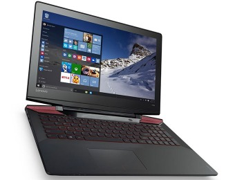 "$390 off Lenovo IdeaPad Y700 80NV002AUS 15.6"" Gaming Laptop"