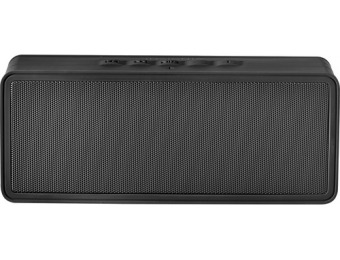 54% off Insignia Bluetooth Stereo Speaker + $5 Best Buy E-Gift Card