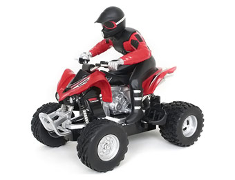 48% off Remote Control Kawasaki 450 ATV, 1:20 Scale RC