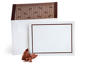 75% off Chocolate Flavored Envelopes with Note Cards