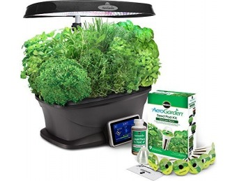 $140 off Miracle-Gro AeroGarden Bounty w/ Gourmet Herb Seed Kit