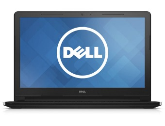 43% off 15.6-Inch Dell Inspiron i3552-5240BLK Laptop