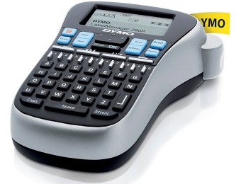 69% off DYMO LabelManager 260P Rechargeable Label Maker